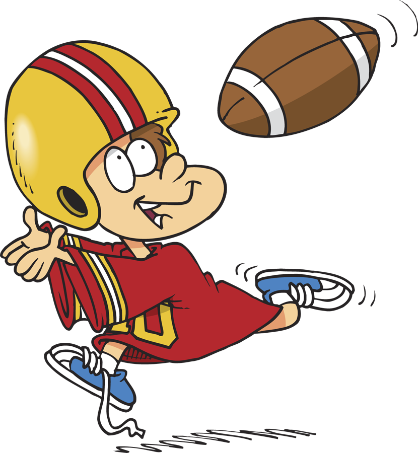 Football practice clipart clip art free library Motivational Monday: Spring Sports | GEM Parenting: Inspiration For ... clip art free library