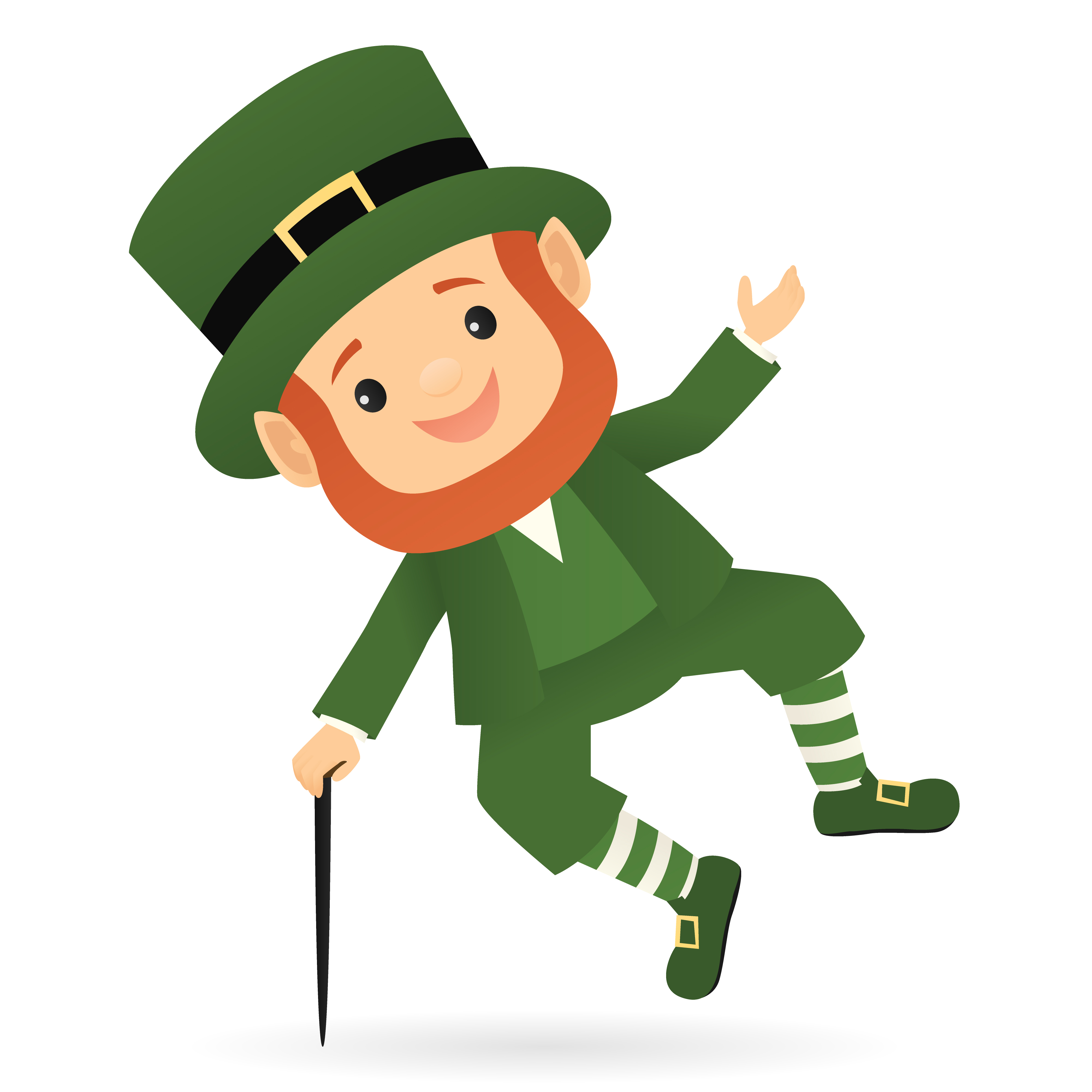 Catching a leprechaun clipart black and white graphic black and white library Leprechaun Images Pictures | Free download best Leprechaun Images ... graphic black and white library