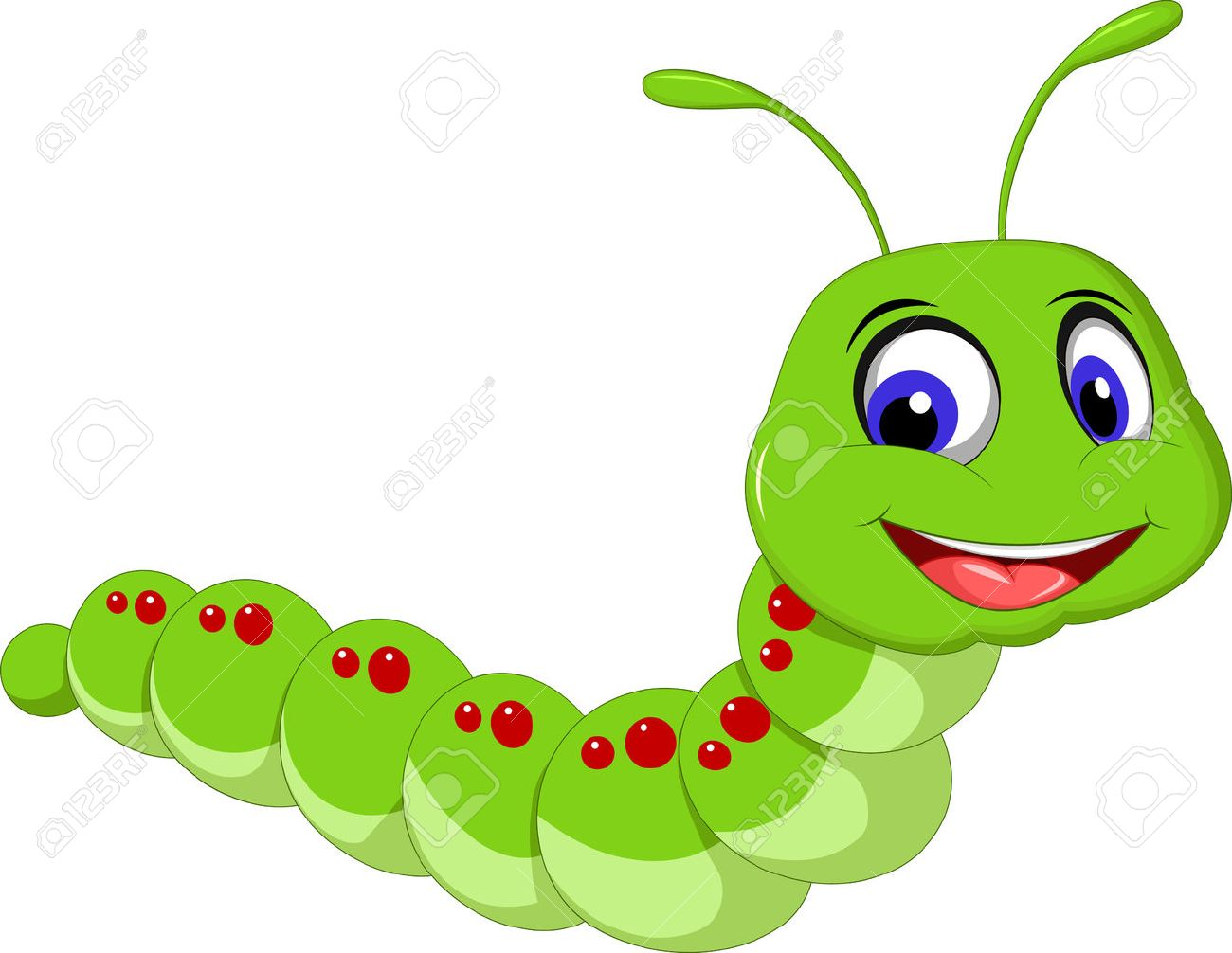 Catepiller clipart vector royalty free download Cute caterpillar clipart 5 » Clipart Station vector royalty free download