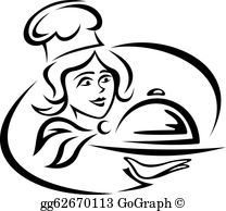 Caterer clipart png freeuse stock Catering Clip Art - Royalty Free - GoGraph png freeuse stock