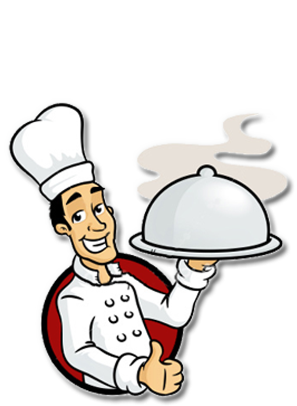 Catering chef clipart. Services clip art free