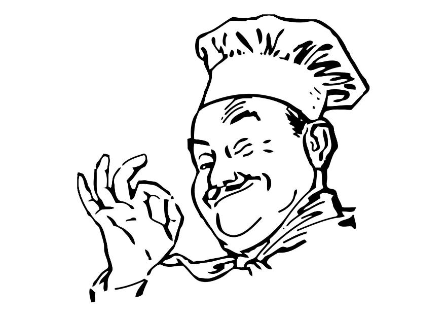 Catering chef clipart stock Catering chef clipart - ClipartFest stock
