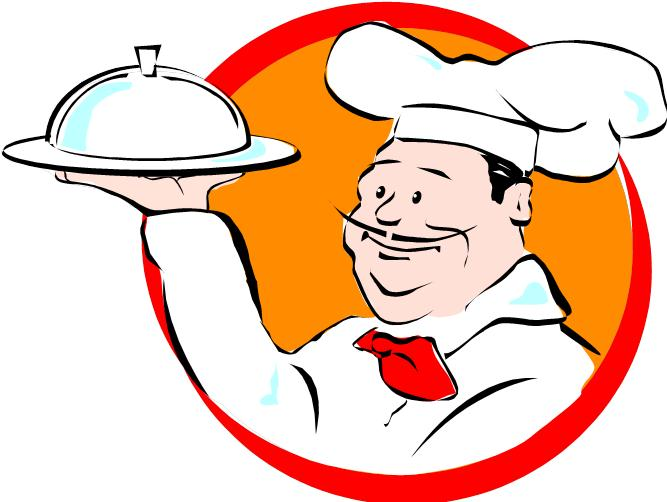 Catering chef clipart graphic Indian chef clipart - ClipartFest graphic