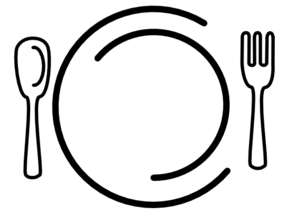 Catering clipart svg free library catering-clipart-knife-and-fork-clipart-white-md – Valley Center ... svg free library