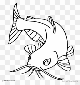 Catfish logo clipart clip art transparent library Free PNG Catfish Clip Art Download - PinClipart clip art transparent library