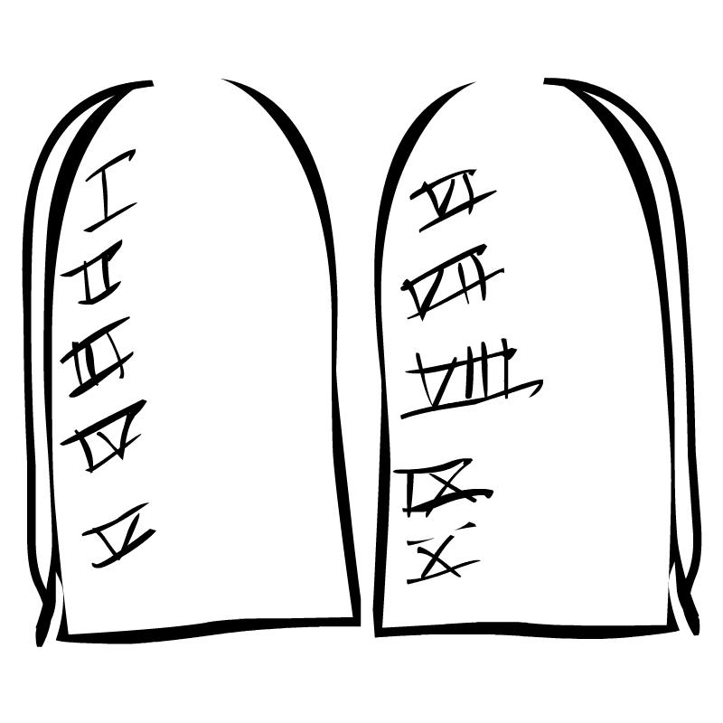 Catholic 10 commandments clipart image royalty free download Baptism Clip Art Free - Clip Art Library image royalty free download