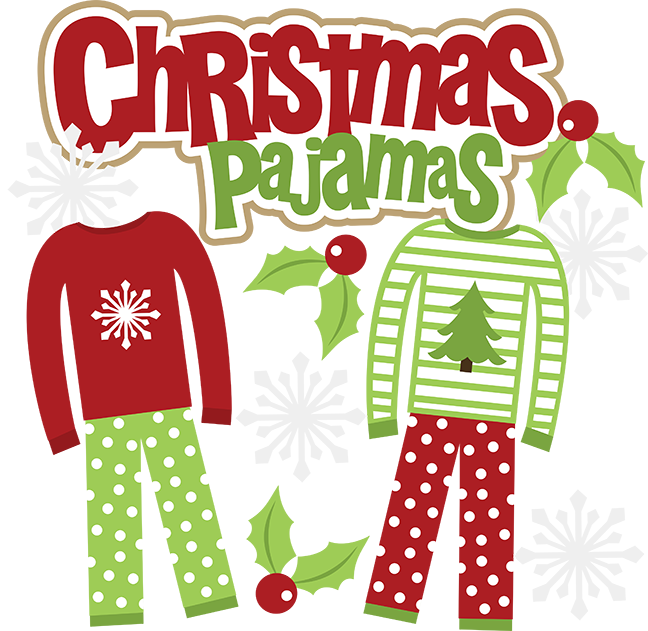 Christmas pajama party clipart clip art free download christmas-pajamas-clipart-1 | Auburn Area clip art free download