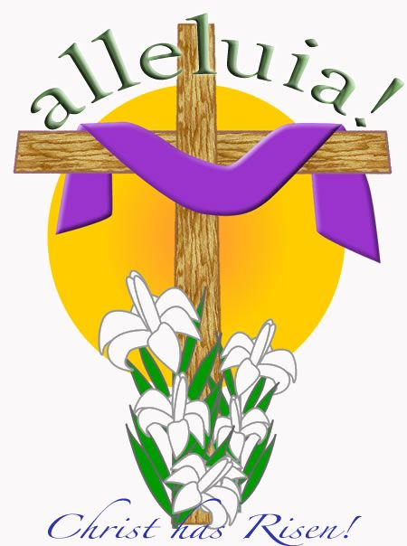 Catholic clipart easter clipart transparent library Christian Clip Arts | Holy- Triduum/Resurrection in 2019 | Easter ... clipart transparent library