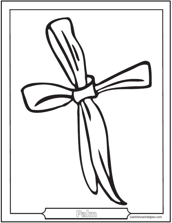 Catholic clipart palm sunday picture download Palm Sunday Clipart Religious | Free download best Palm Sunday ... picture download