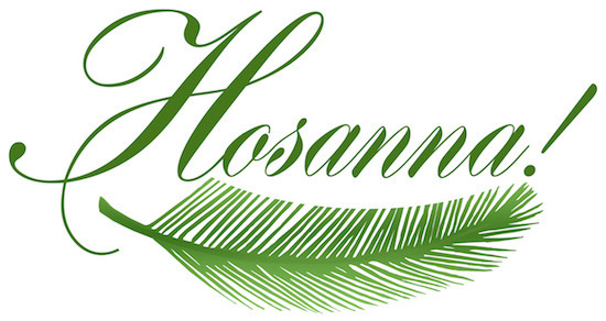 Catholic clipart palm sunday banner library stock Palm Sunday Mass - Our Lady of Fatima Parish - Lakewood, CO banner library stock
