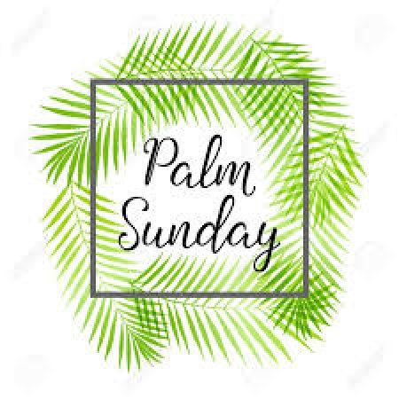 Catholic clipart palm sunday clip art library stock Palm Sunday 2019 - Grace Church clip art library stock