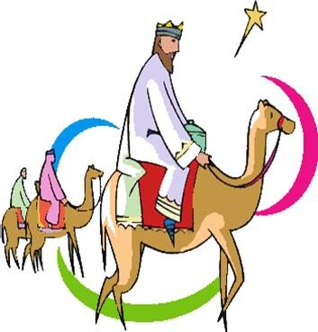 Catholic clipart theophony png royalty free download The Feast of the Epiphany Sunday January 8th - The Catholic ... png royalty free download