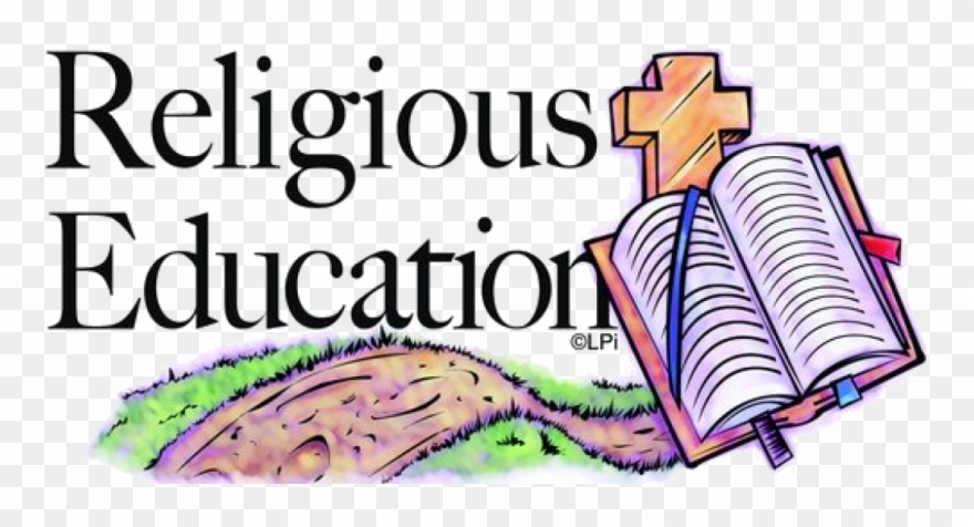 Catholic education clipart clipart black and white Religious Education Teachers, Along With Parishioners - Catholic ... clipart black and white