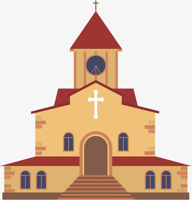 Catholic parish clipart png free stock Coffee Cartoon Church, Cartoon Clipart, Church Clipart, Coffee PNG ... png free stock