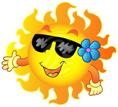 Cool for the summer clipart jpg black and white library warmth-clipart-vector-86308840 - St. Ephrem Catholic Academy jpg black and white library