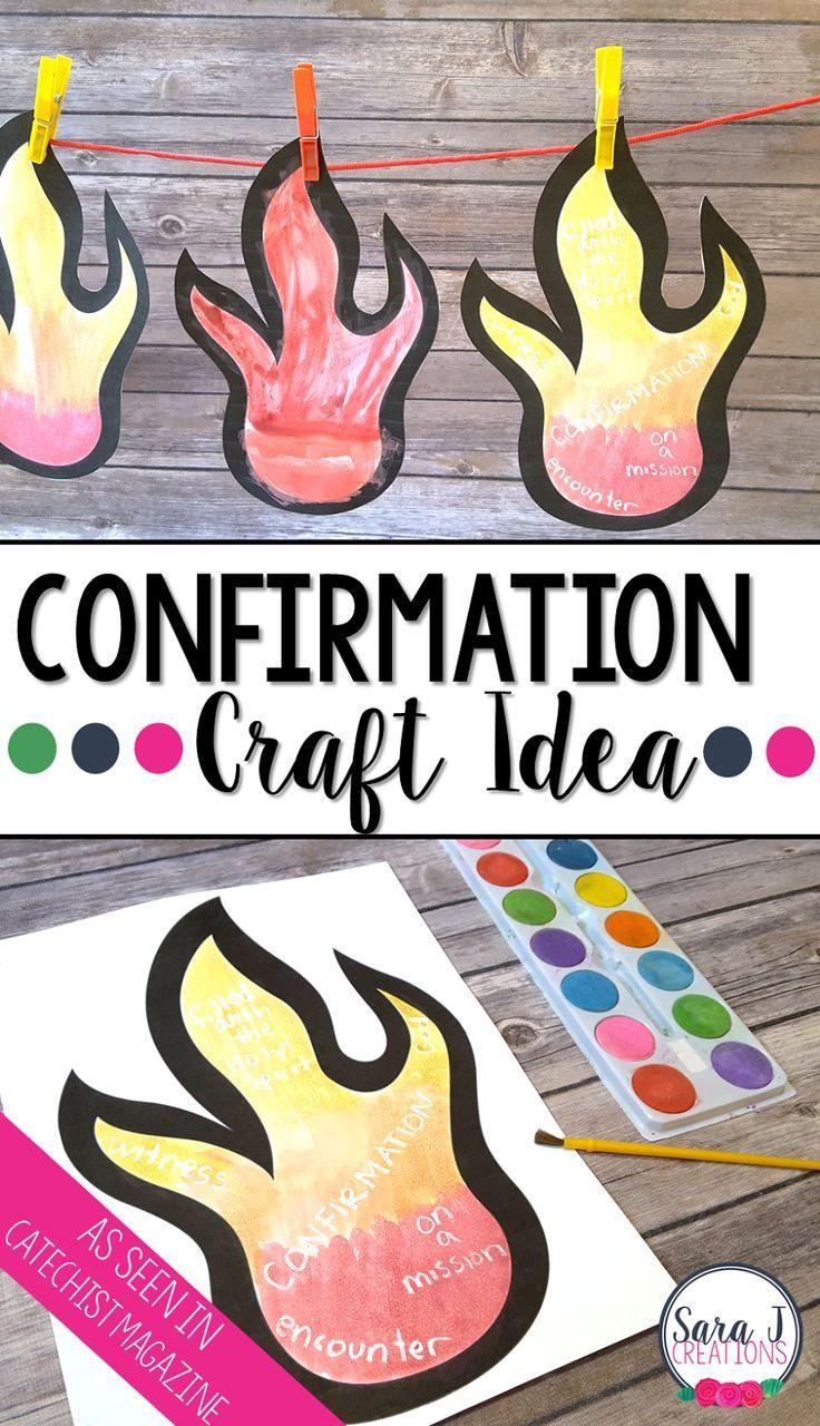 Catholic useable clipart vector free stock Confirmation Craft Idea | Sacramental ideas and Religion | Catholic ... vector free stock