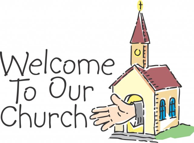 Catholic welcome clipart vector free welcome-clipart-Welcome-church-visitor-clipart – Saint Jude the ... vector free
