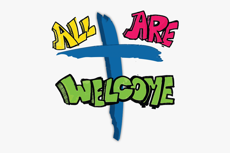 Catholic welcome clipart png download All Are Welcome Youth Rally - All Are Welcome Catholic #459695 ... png download