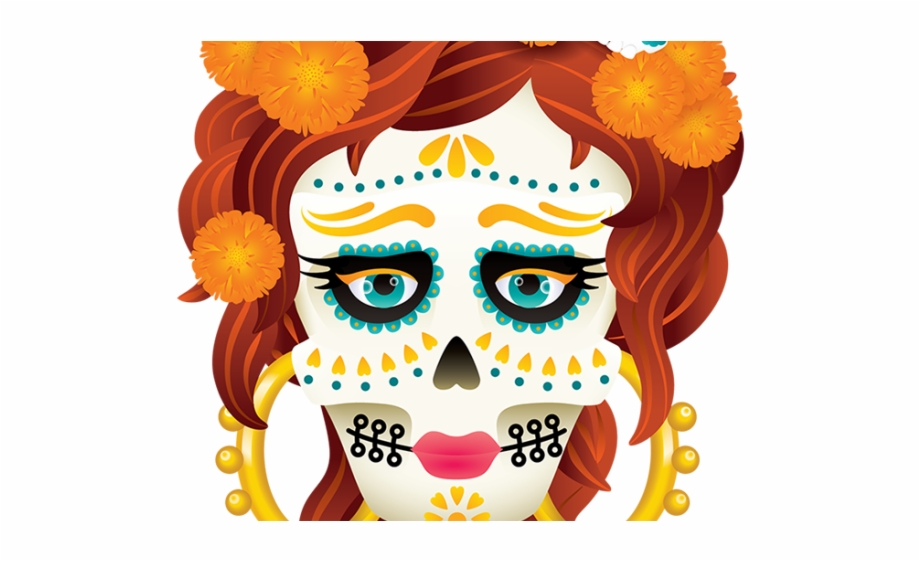 Catrino clipart jpg royalty free Day Of The Dead Clipart Catrina - La Calavera Catrina Free PNG ... jpg royalty free
