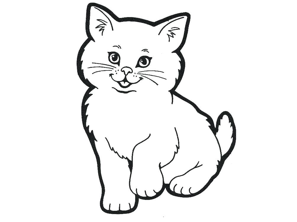 Cats clipart black and white clipart free Cats clipart black and white 3 » Clipart Station clipart free