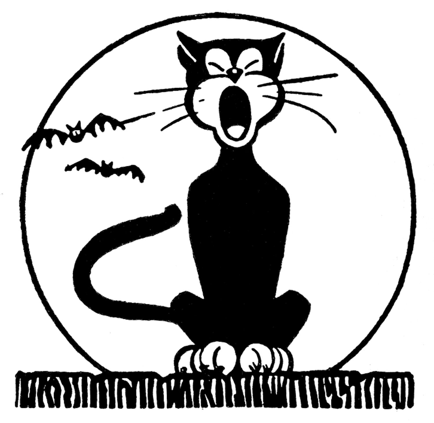 Cats musical clipart image transparent stock Free Singing Cats Cliparts, Download Free Clip Art, Free Clip Art on ... image transparent stock
