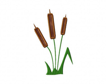 Free Cattail Cliparts, Download Free Clip Art, Free Clip Art on ... png library library