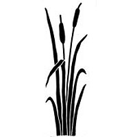 Cattails silhouette clipart picture Cattails Clipart | Free download best Cattails Clipart on ClipArtMag.com picture