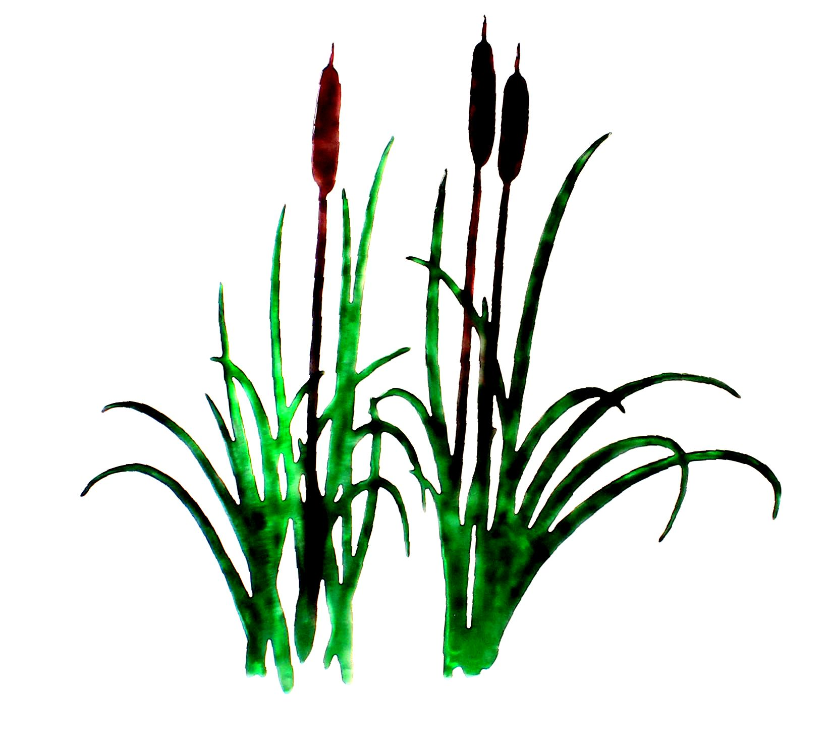 Cattails silhouette clipart black and white download Free Cattail Cliparts, Download Free Clip Art, Free Clip Art on ... black and white download