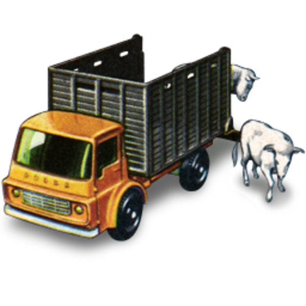 Cattle car clipart graphic royalty free download Cattle Truck With Cattle Icon | Free Images at Clker.com - vector ... graphic royalty free download