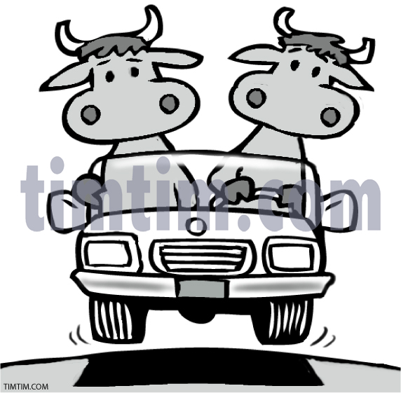 Cattle drive black and white clipart free clipart free Free drawing of Cattle Drive US BW from the category -Farm Animals ... clipart free