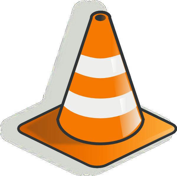 Caution cone clipart clip Traffic Cone 2 Clip Art at Clker.com - vector clip art online ... clip