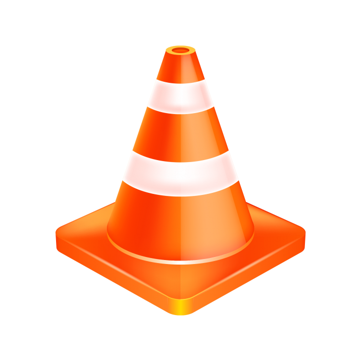 Road cones clipart vector royalty free download Traffic Cone Clipart PNG Image Free Download searchpng.com vector royalty free download