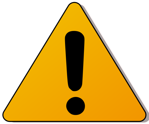 Caution icon clipart clipart freeuse download Free Caution Cliparts, Download Free Clip Art, Free Clip Art on ... clipart freeuse download
