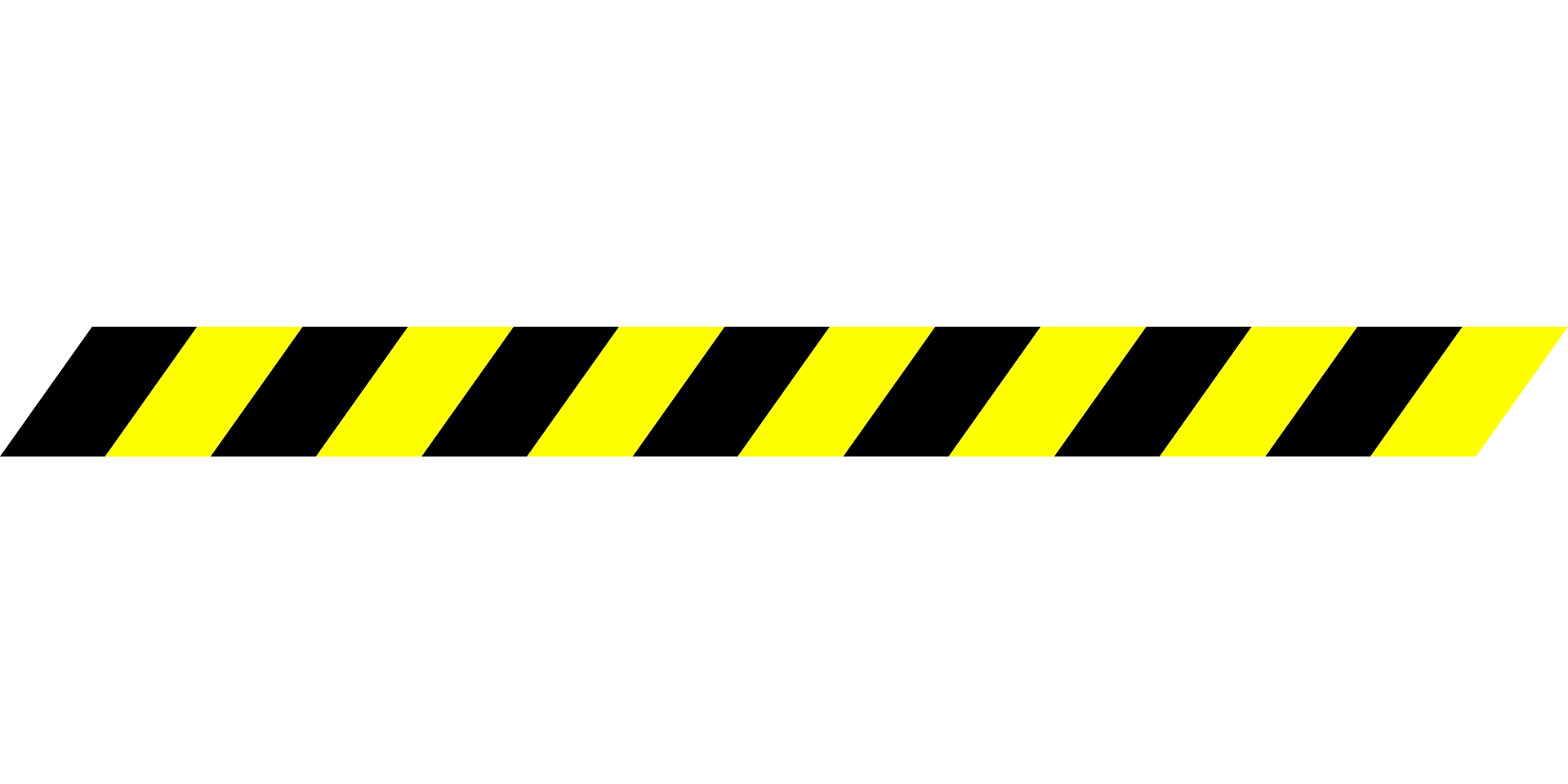 Caution tape clipart border vector freeuse Caution tape clipart clipart images gallery for free download ... vector freeuse