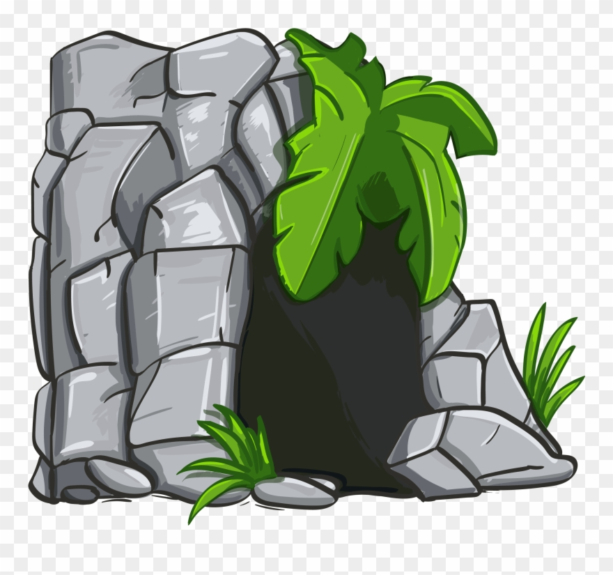 Cave under the tree clipart graphic royalty free library Vector Cave - Transparent Cave Clipart - Png Download (#622788 ... graphic royalty free library