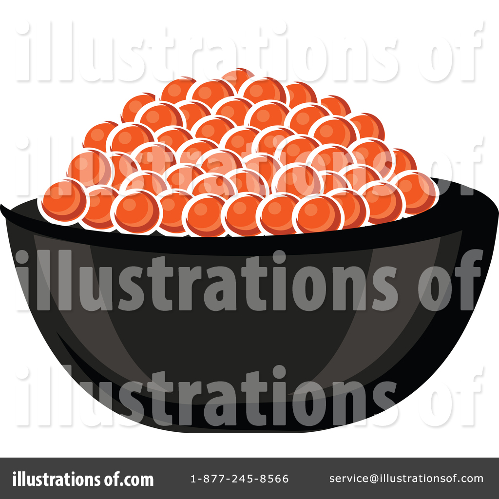 Caviar clipart image library stock Caviar Clipart #1355097 - Illustration by Vector Tradition SM image library stock