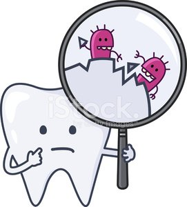 Cavity images clipart picture royalty free ouch\