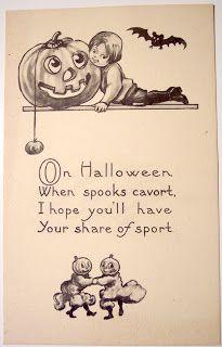 Vintage Halloween Clip Art | ... Witch Clipart - Public Domain ... picture freeuse download