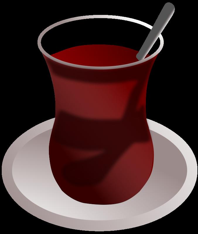 Free Clipart: Tea | ozerkavak jpg free library