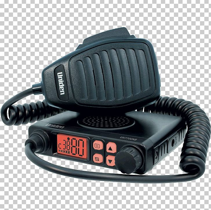 UHF CB Citizens Band Radio Ultra High Frequency Uniden PNG, Clipart ... clip download