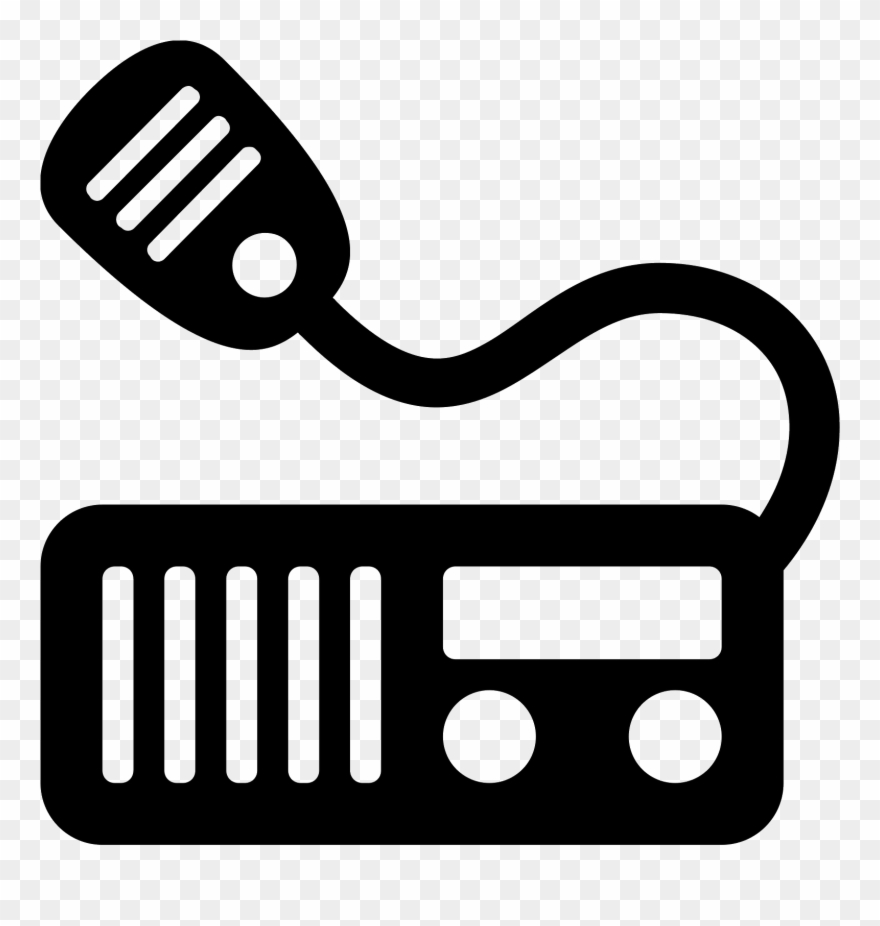 Cb radio clipart png transparent library Marine Radio Icon - Cb Radio Clip Art - Png Download (#444634 ... png transparent library