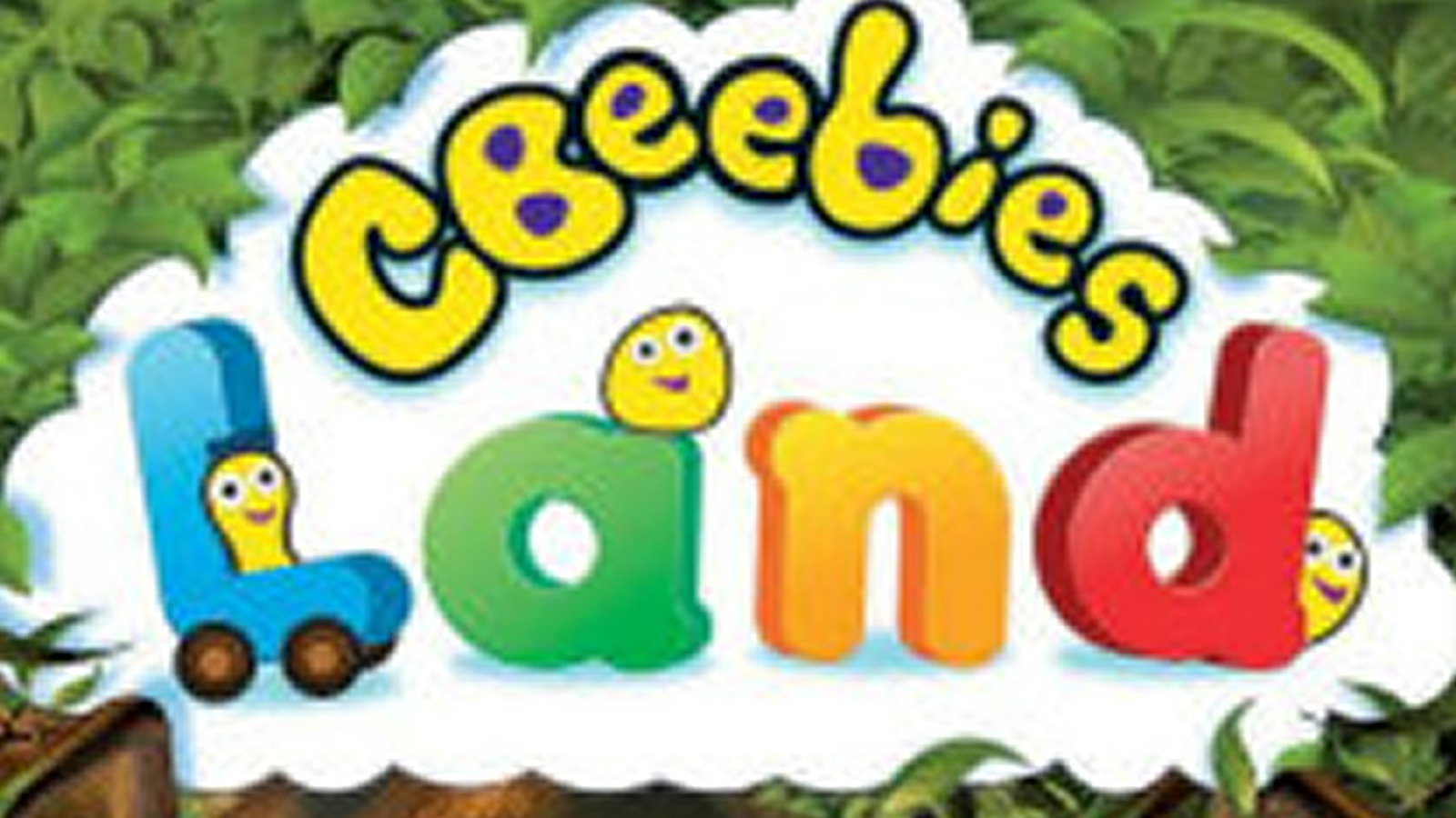 New for 2014 - CBeebies Land clipart black and white library