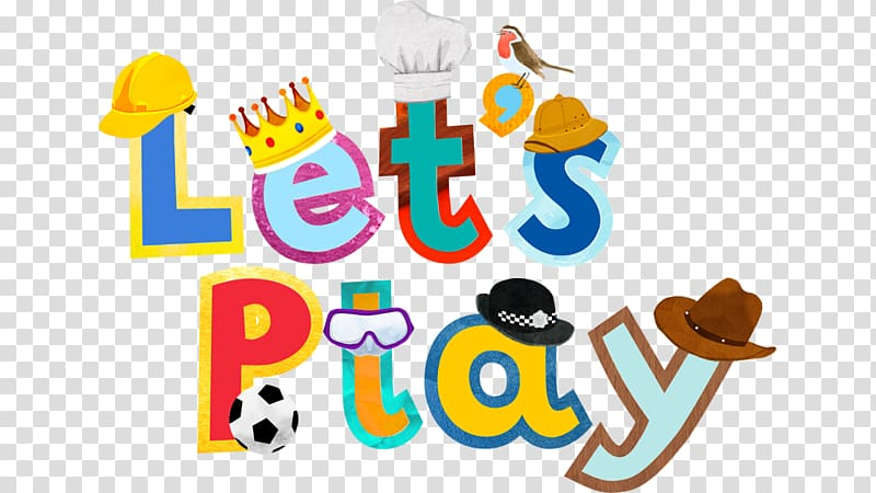 Let\\\'s Play Child CBeebies , Learning Postcard transparent ... clip art black and white