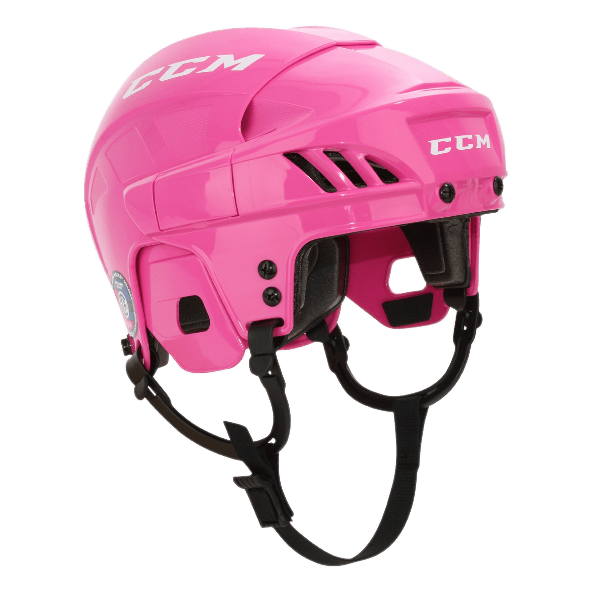 Ccm hockey clipart clipart transparent Pink CCM Hockey Helmet transparent PNG - StickPNG clipart transparent