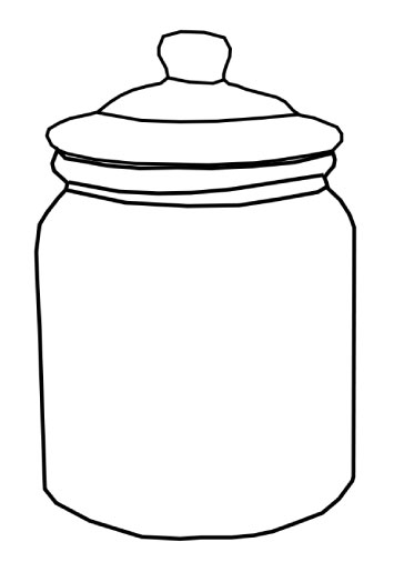 Free black and white clipart of candy jars picture royalty free stock Free Cookie Jar Clipart, Download Free Clip Art, Free Clip Art on ... picture royalty free stock