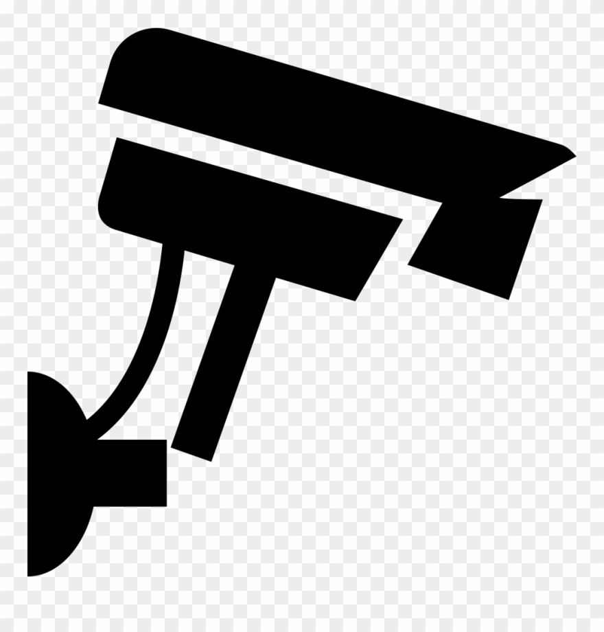 Cctv camera logo clipart clip art library library Si Glyph Camera Security Comments - Cctv Camera Clip Art - Png ... clip art library library