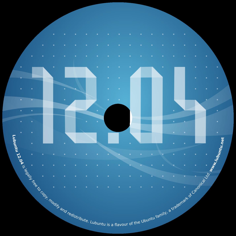 Cd disk artwork png free stock Cover | Lubuntu png free stock