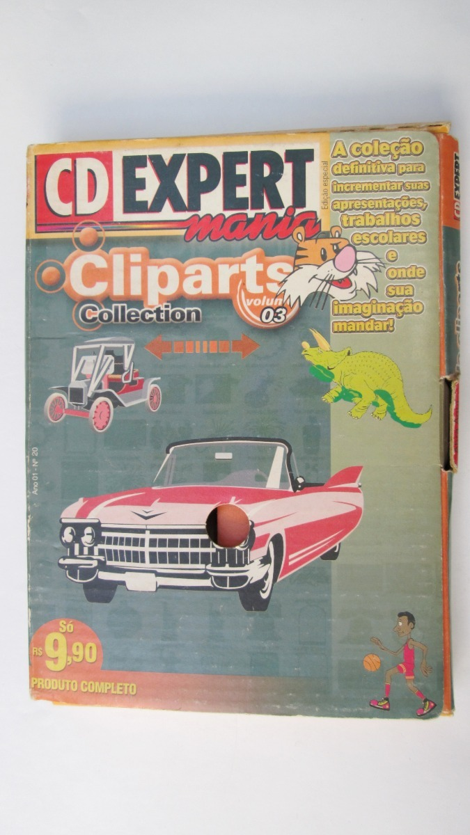Cd expert cliparts banner freeuse library Cd Expert - Mais De 14.000 Cliparts Collection + Livreto banner freeuse library