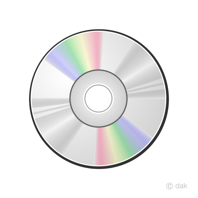 Clipart cd download picture royalty free library CD Clipart Free Picture|Illustoon picture royalty free library