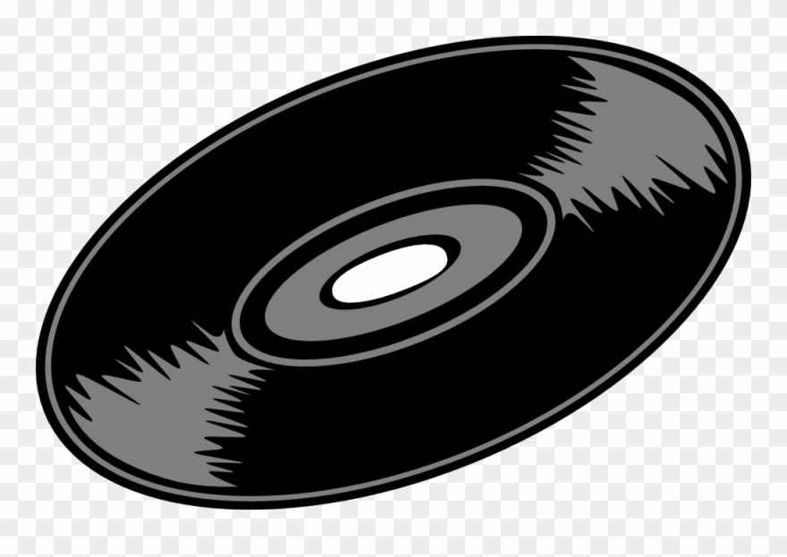 Cd logo clipart vector transparent download Music Cd Clipart - Music Record Clip Art - Png Download (#105004 ... vector transparent download